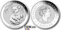 (2019) Austrálie - 1 dollar (stříbrná mince)  Koala (UNC)
