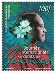 (2019) MiNr.  ** - Fr. Polynesie - Mezinárodní den práv žen - 100F