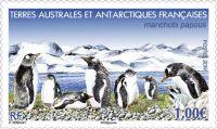 (2019) MiNr.  ** - Francouzská Antarktida - tučňáci