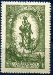 (1920) MiNr. 40 ** - Lichtenštejnsko - 80. narozeniny knížete Johanna II.
