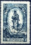 (1920) MiNr. 42 * - Lichtenštejnsko - 80. narozeniny knížete Johanna II.