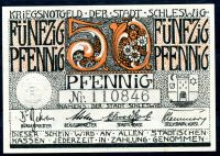 (1920) Schleswig - 50 Pfening (UNC)