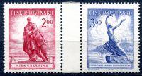 (1952) č. 691 - 692 ** - Československo - Bratislava 1952