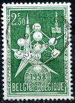 "(1958) MiNr. 1091 - O - Belgie - ""Atomium"""