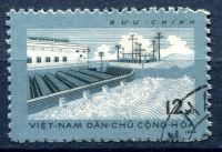 (1964) MiNr. 327 - O - Vietnam - Čerpací stanice v Bắc Ninh