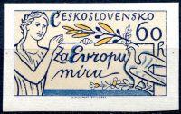(1977) č. 2273 B ** - Československo - Za Evropu míru, spolupráce a pokroku