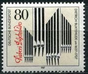 (1987) MiNr. 1323 ** - Německo - Dietrich Buxtehude