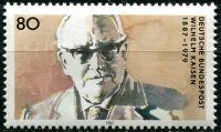 (1987) MiNr. 1325 ** - Německo - Wilhelm Kaisen