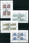 (1987) MiNr. 3075 - 3078 - O - DDR - PL 1-4 - Berlín