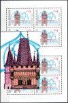 (2000) PL 261 ** Česká republika - VV posun červené barvy ZP: 2,4,6,8
