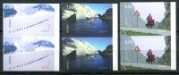 (2004) MiNr. 1497 - 1499 ** (Du+Do) - Norsko - Europa: dovolená