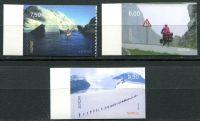 (2004) MiNr. 1497 - 1499 ** (Du) - Norsko - Europa: dovolená