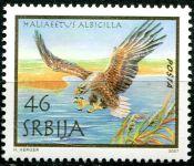 (2007) MiNr. 215 ** - Srbsko - orel mořský