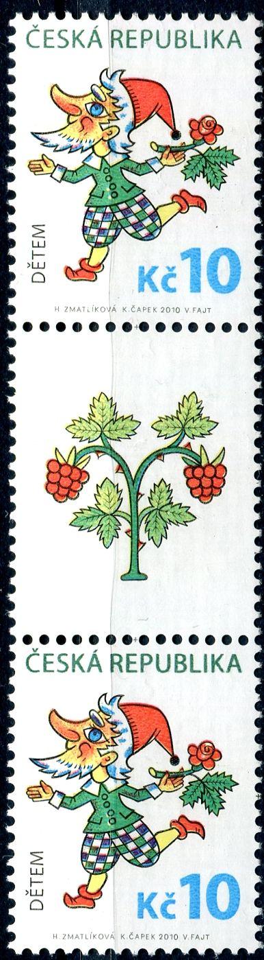 (2010) č. 633 ** - ČR - Dětem - S