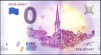 (2018-1) Slovensko - Nové Zámky - € 0,- pamětní suvenýr