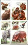 (2018) CM 133-136 (991 - 994) - Ochrana přírody - Zoologické zahrady III. (4)