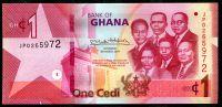 Ghana - (P 37g) 1 cedi (2019) - UNC
