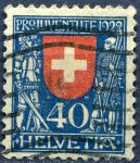 "(1922) MiNr. 178 - O - Švýcarsko - ""Pro Juventute"""