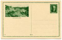(1928) CDV 39 ** - č. 4 - Mariánské Lázně - Jubilejní dopisnice 1918-1928
