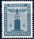 (1942) MiNr. D 157 ** - Deutsches Reich - Služební známka