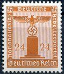 (1942) MiNr. D 163 ** - Deutsches Reich - Služební známka