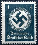 (1942) MiNr. D 167 ** - Deutsches Reich - Služební známka