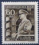 (1944) č. 116 ** - B.ü.M. - A. Hitler