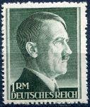 (1944) MiNr. 799 B ** - Deutsches Reich - Adolf Hitler