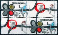 (1971) č. 1908 ** - VK-20 - Československo - XIV. světový silniční kongres