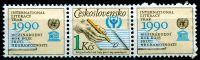 (1990) č. 2921 ** S2 - ČSSR - Boj proti negramotnosti