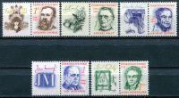 (1991) č. 2971 - 2975 ** KL - ČSSR - Výročí osobností