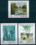 (1997) č. 162-164 **- 7-16 Kč - Česká republika - Umění (série)