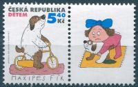 (2001) č. 292 ** KP - Česká republika - Dětem Maxipes Fík