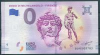 (2018-1) Itálie - Firenze - David di Michelangelo - € 0,- pamětní suvenýr