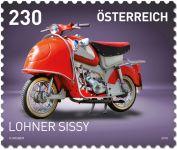 (2019) MiNr. 3445 ** - Rakousko - Motocykly (XI). - Lohner Sissy (1957)