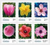 (2020) MiNr. ** - Rumänien - Blumenserie