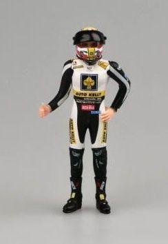 Abrex (2009) Lukáš Pešek - závodní jezdec (1:18) - sběratelská figurka   www.tgw.cz