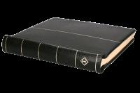 Basar - Schwarze Leuchtturm Federteller + Vatikanblätter