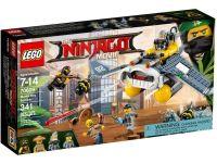 LEGO® NINJAGO™ : Ninjago Movie (70609)