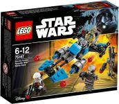 LEGO Star Wars™ - Speederová motorka námezdního lovce (75167)