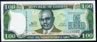 Libérie - (P 30 g) 100 Dollars - (2011) - UNC
