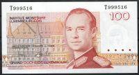 Lucembursko (P 58b) 100 Franků (1993) - UNC