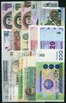 Sestava bankovek: celý svět 30 ks UNC
