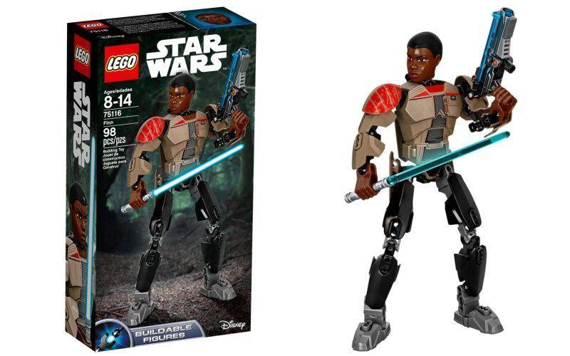 Stavebnice Lego: Star Wars - Finn (75116)