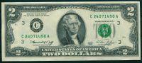 USA - P 461C - 2 dollars - 1976 série - UNC