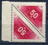 (1937) č. DR2 B **, 2-bl - Československo - Doručení