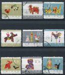 (1963) č. 765 - 773 - O - Čína - dětské hračky