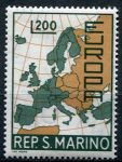 (1967) MiNr. 890 ** - San Marino - EUROPA