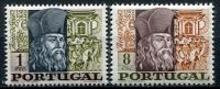(1968) MiNr. 1049 - 1050 ** - Portugalsko - Bento de Góis