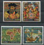 (1969) MiNr. 1088 - 1091 ** - Portugalsko - Vasco da Gama